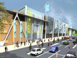 В Челябинске раскроется большой торгово-развлекательный комплекс