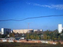 В Московской области возведут большой торгово-развлекательный центр