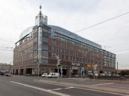 За квартал в Санкт-Петербурге основали 2 коммерческих центра