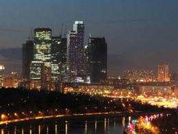 """""""Москва-Сити"""" """"уменьшили"""" на 500 миллионов кв. метров"""