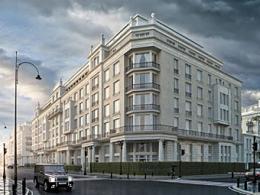 В Хамовниках возведут квартирной комплекс за 420 млн долларов США