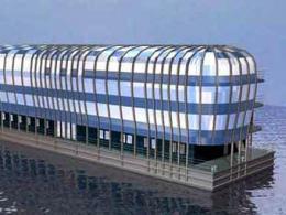 В городе Москва возведут 200 экологически чистых гостиниц на воде