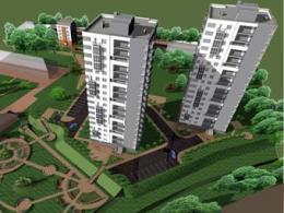 В Калининграде основали большой квартирной комплекс