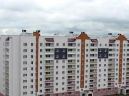 """1-ое жилище в """"Минск-Сити"""" достроят до середины года"""