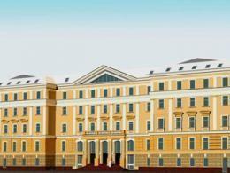 В Санкт-Петербурге возведут большой офисно-торговый комплекс