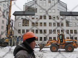 Сооружение в центре Города Москва закончат за 3 года