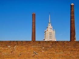 Определены наиболее многообещающие для стройки промзоны Города Москва