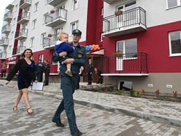 Работников МЧС гарантируют квартирами к 2015 году