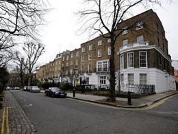 Установлены наиболее дорогостоящие квартирные улицы Англии