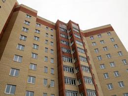 """""""СУ-155"""" основала 10,5 тыс квартир для военнослужащих"""