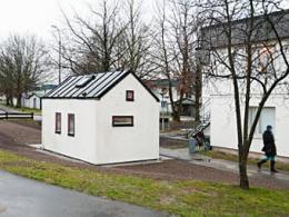 В Швеции основали мини-дом для абитуриентов