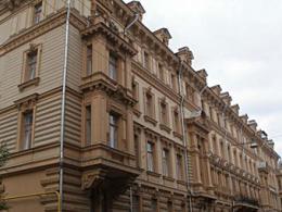 Определены наиболее популярные знаменательные дома Города Москва