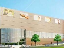 В Уфе возведут большой торгово-развлекательный центр