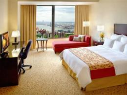 Трансстройбанк возведет в РФ 20 гостиниц сети Marriott