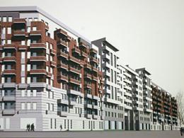 Чехи возведут в Санкт-Петербурге большой квартирной массив
