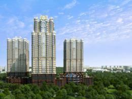 В городе Москва на реализацию поставили 5000 квартир бизнес-класса