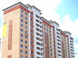Одинцовский регион стал лидером по вводу жилища в Московской области