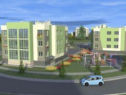 В Московской области будет свежий квартирной район