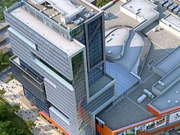 В городе Москва возведут большой офисно-торговый комплекс
