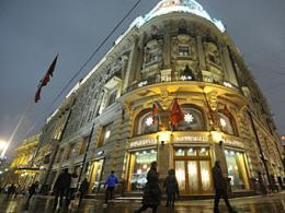 Город Москва заняла 6 место во всем мире по стоимости проживания в гостиницах