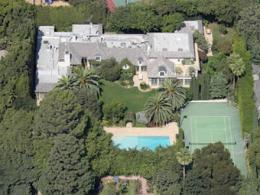 Мадонна приняла решение спасти за дом 28 млн долларов США
