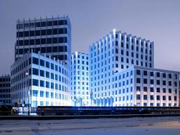 Израильский застройщик купил бизнес-центр в городе Москва