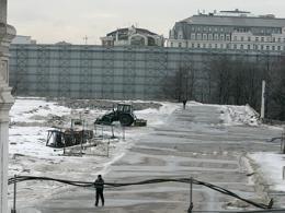 Forbes установил наиболее дорогостоящую недвижимость около Кремля