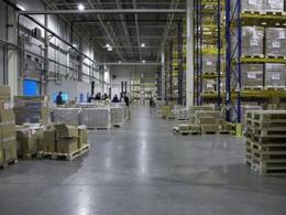 Сбербанк профинансирует проект большого пакгаузного комплекса