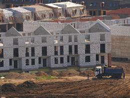 В столичном районе быстро повысился размер этажного возведения