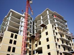 Ритмы жилищного строительства в Санкт-Петербурге повысились в 2,2 раза