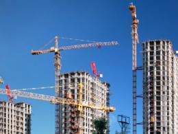 Масштабы возведения в городе Москва повысились в 2,5 раза