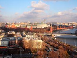 Коммерческие площади повысились в цене в центре Города Москва и подорожали на провинции
