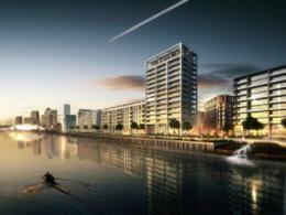 На западе Лондона возведут свежий квартирной квартал