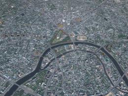 Определены наиболее застроенные квартирами округа столицы